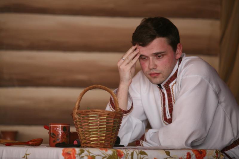 Спектакль Исцеление Ильи Муромца