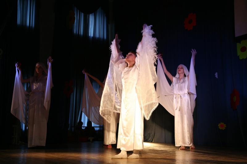 Молодежный театральный коллектив при Храме