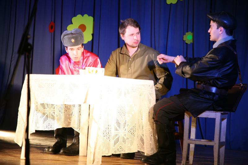 Пасхальный концерт театра храма 2012