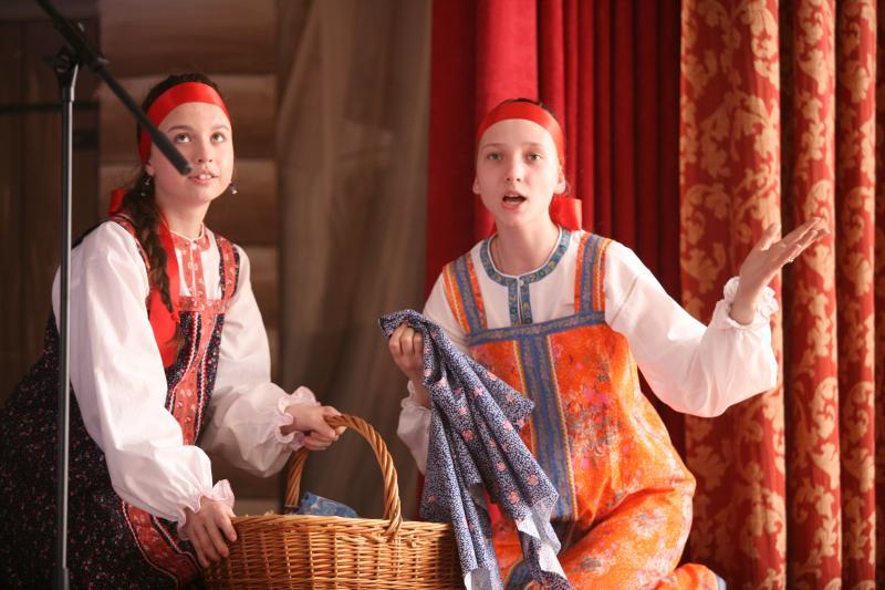 Пасхальный спектакль 2011