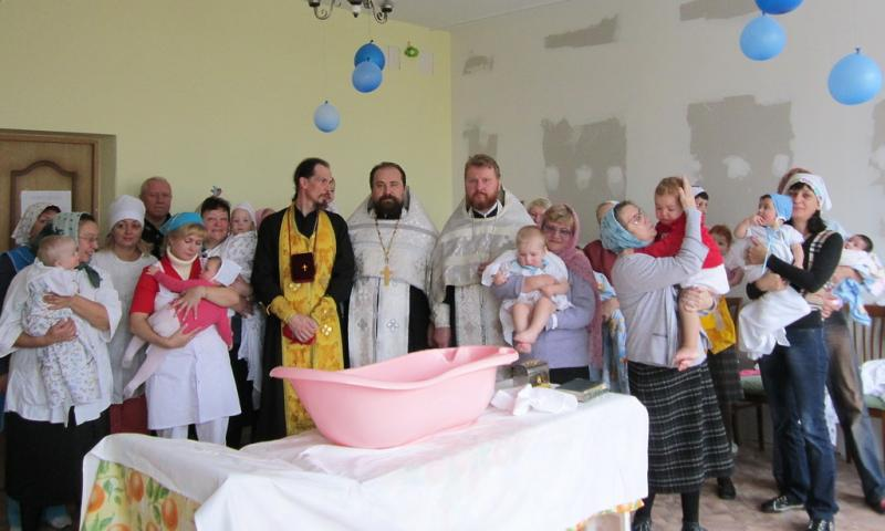 «Согреем детские сердца» в Ивантеевке