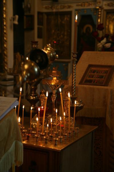 Свеча памяти 2012 панихида