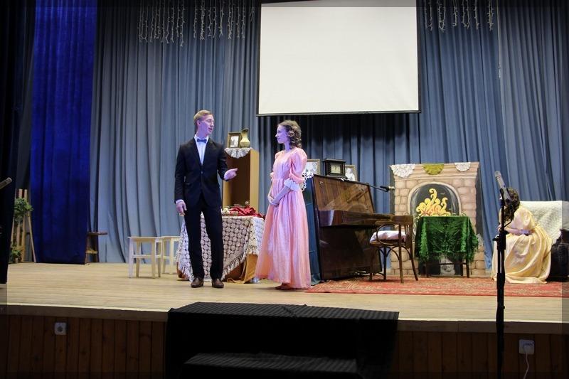 Спектакль история моей семьи - театр храма