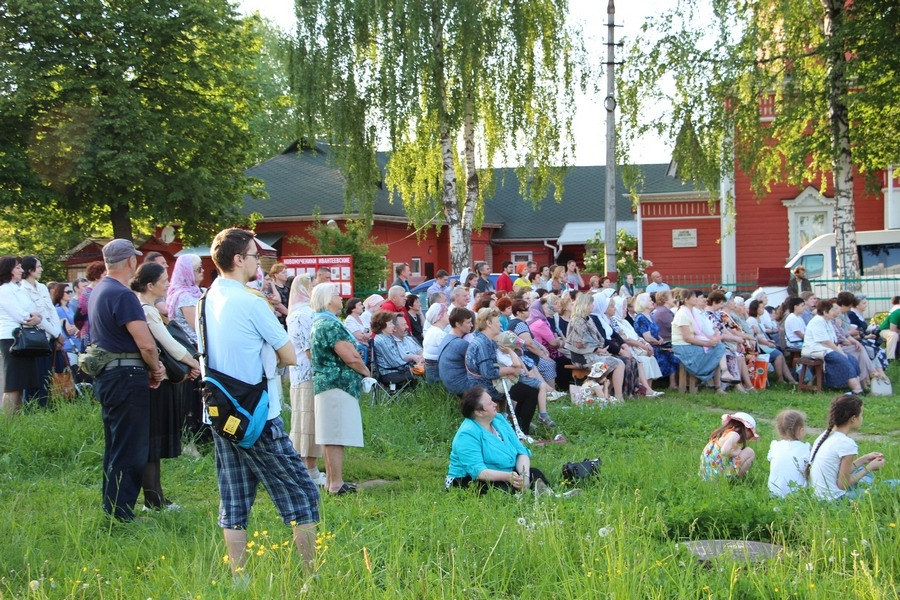 концерт день славянской письменности