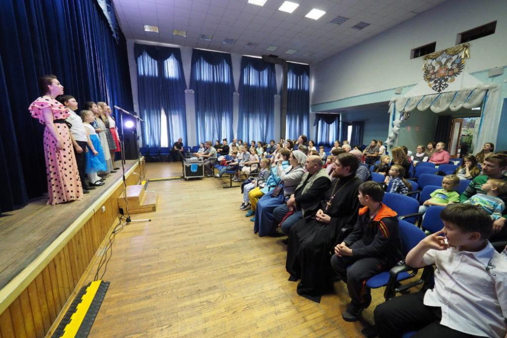Пасхальный концерт 2016