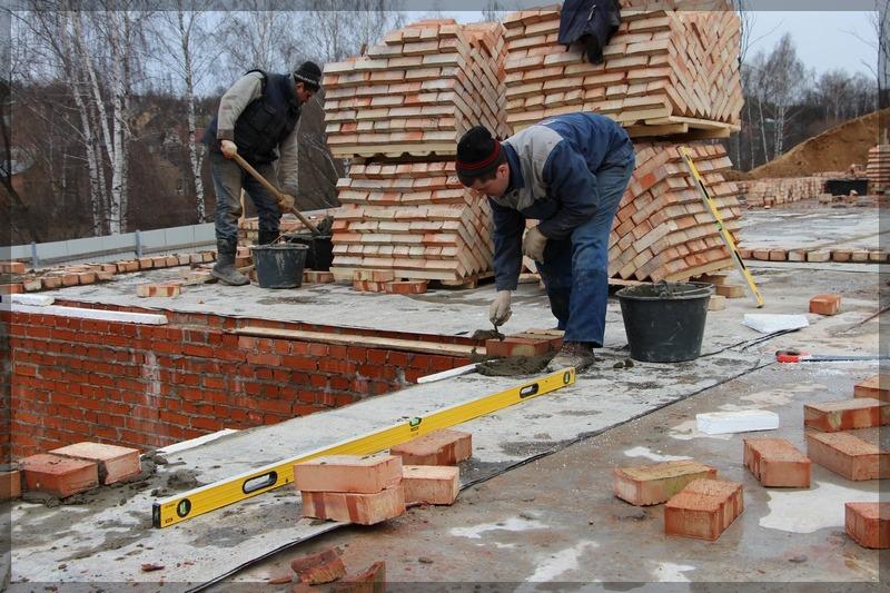 Строительство нового храма в Ивантеевке: фото, видео