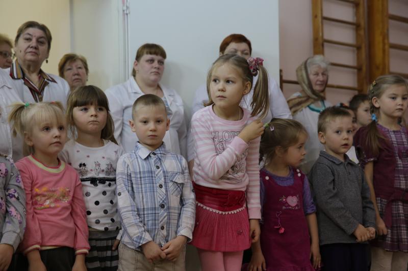 Мероприятия в рамках акции «Согреем детские сердца»