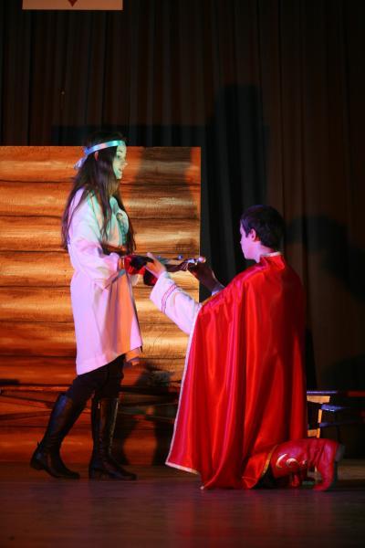 Спектакль Муромское чудо