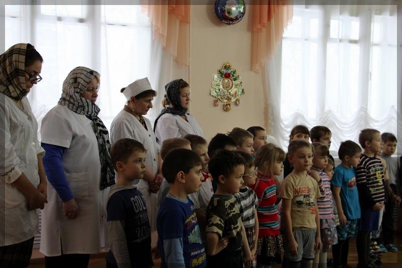 Детский санаторий