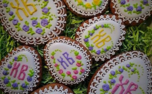 Приглашаем на Пасхальный праздник 28 апреля