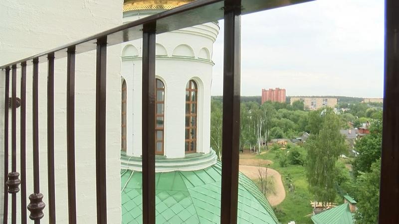 О строительстве нового храма на начало лета 2019