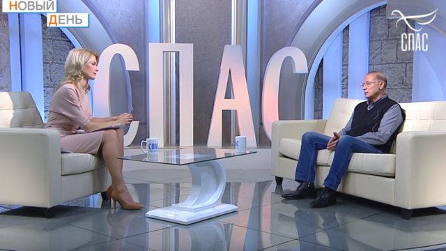 Виктор Николаев телеканал СПАС