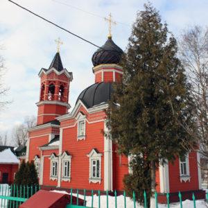 Храм великомученика и победоносца Георгия г. Ивантеевка