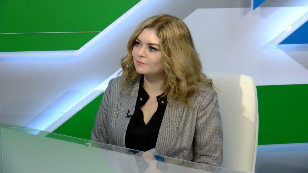 Интервью настоятеля Георгиевского храма на Ивантеевском телевидении