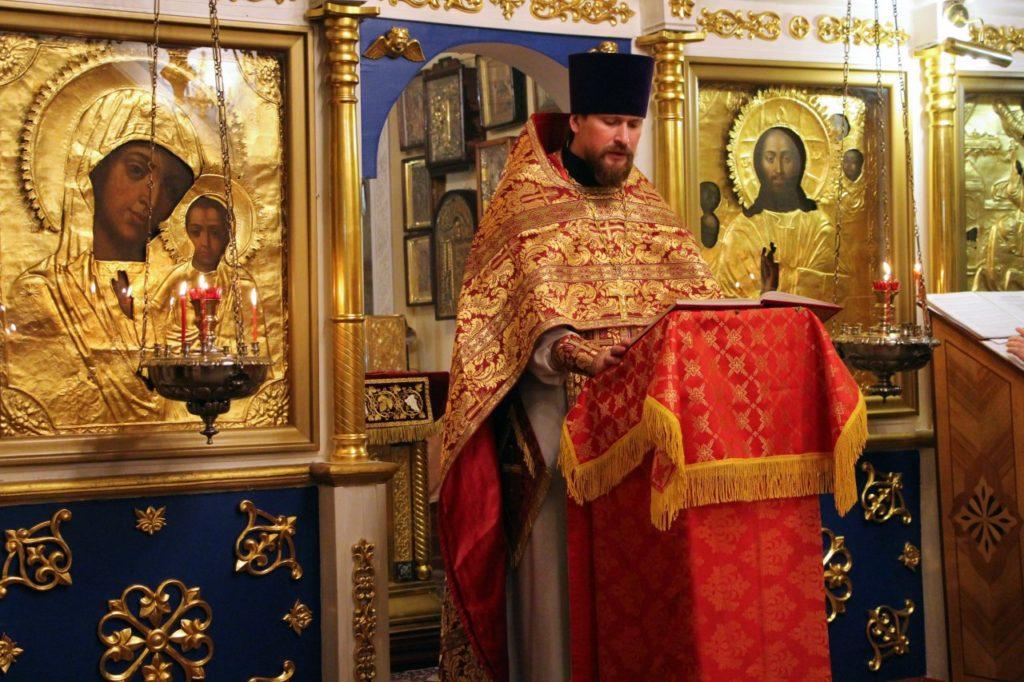 Христос Воскресе! Фото с Пасхального Богослужения