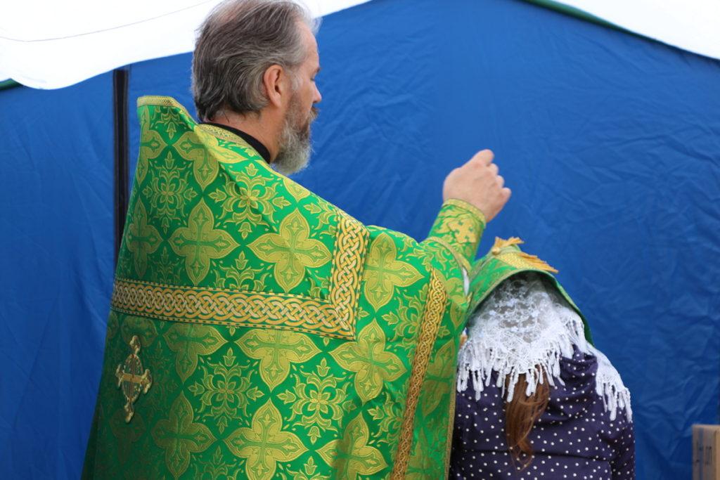 Праздник Святой Троицы. Фотоотчёт.