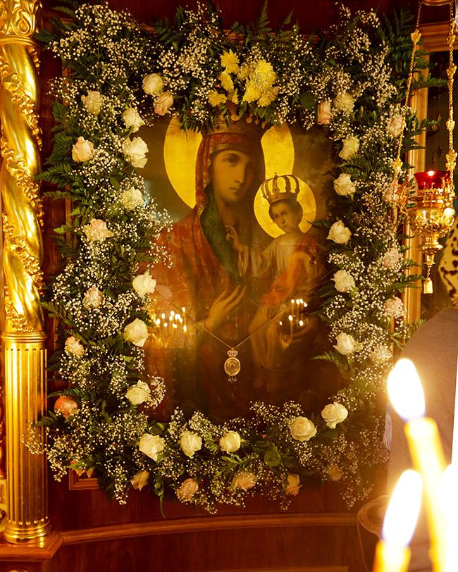 Дорогие братья и сестры! Приглашаем на Престольный праздник нашего храма в честь Черниговской иконы Божией Матери.
