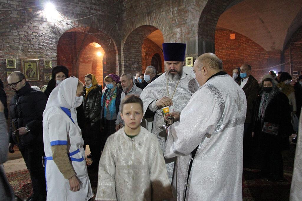 Крещение Господне. Фотоотчёт.