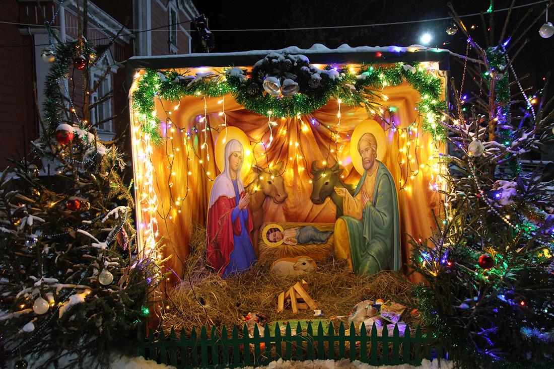 Рождество Христово. Фотоотчёт