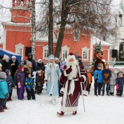 Рождественская ёлка для детей воскресной школы Георгиевского храма