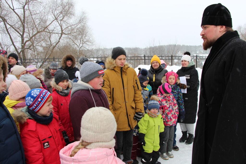День православной молодёжи в Георгиевском храме