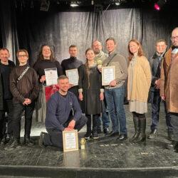 Участие в Московском театральном фестивале среди воскресных школ и православных объединений «Сретение».