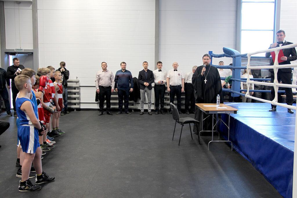 10 апреля в г. Ивантеевке состоялись соревнования по боксу среди молодёжи
