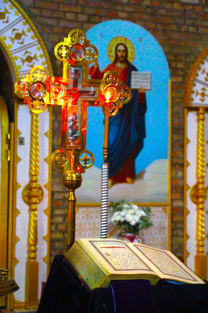 Чтение 12-и Страстных Евангелий
