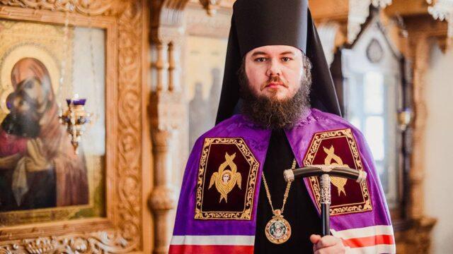 Пасхальное послание Епископа Сергиево-Посадского и Дмитровского Фомы