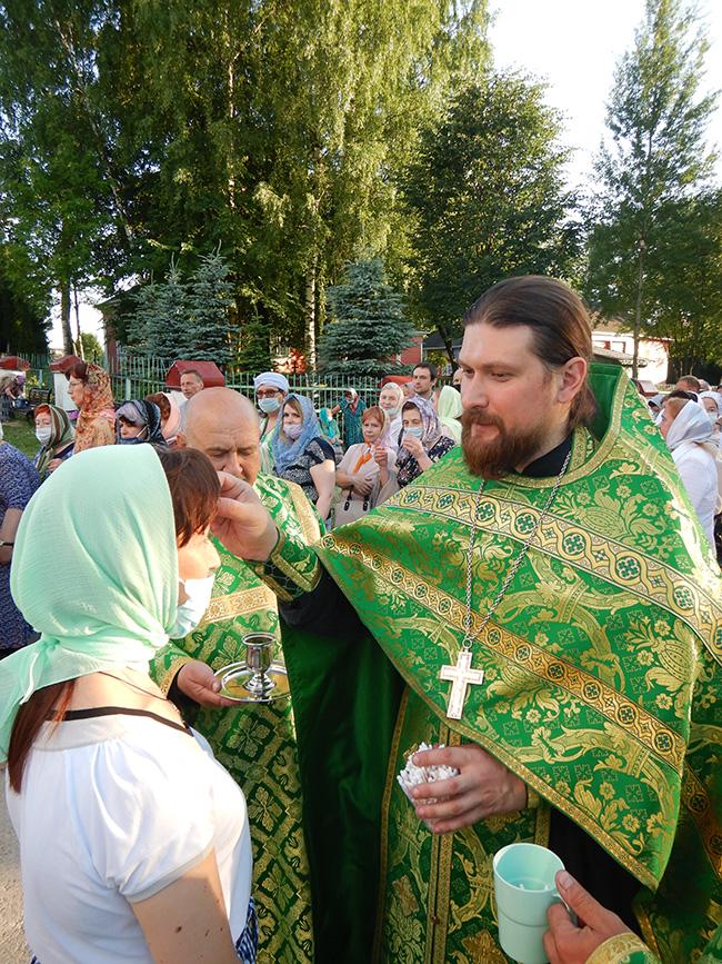 День Святой Троицы. Фотоочёт.