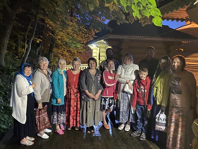 Паломническая поездка в Свято-Троицкий Дивеевский монастырь.