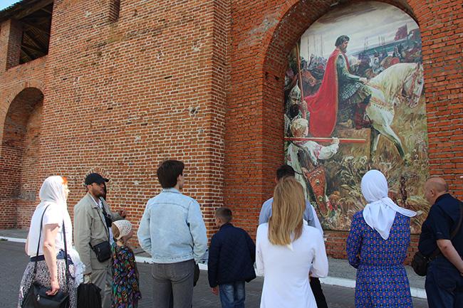Паломническая поездка в удивительный город Коломну