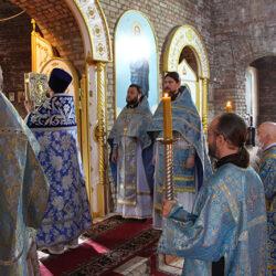 14 сентября, в день празднования Черниговской иконы Божией Матери