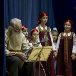 Рождественское представление театр храма