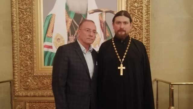 Приглашаем на встречу с писателем Николаевым 17 марта