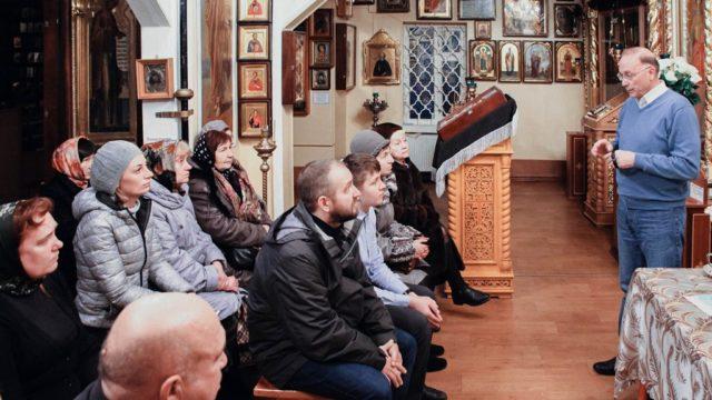 Встреча писатель Николаев 170320-2
